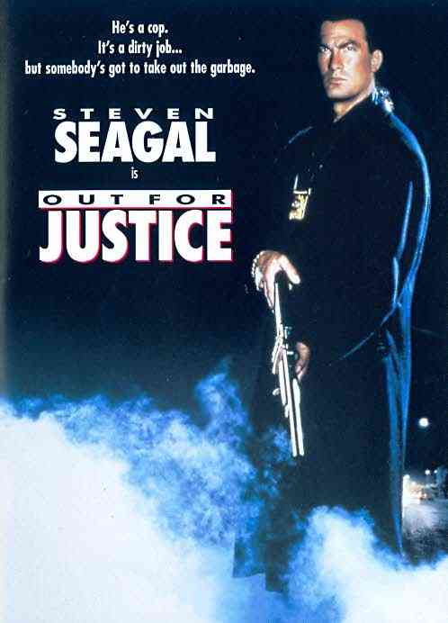 OUT FOR JUSTICE BY SEAGAL,STEVEN (DVD)